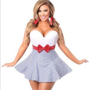 Daisy Top Drawer corset